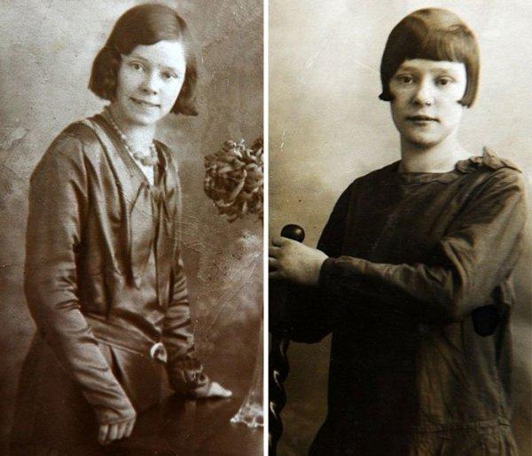 103 éves ikrek 2